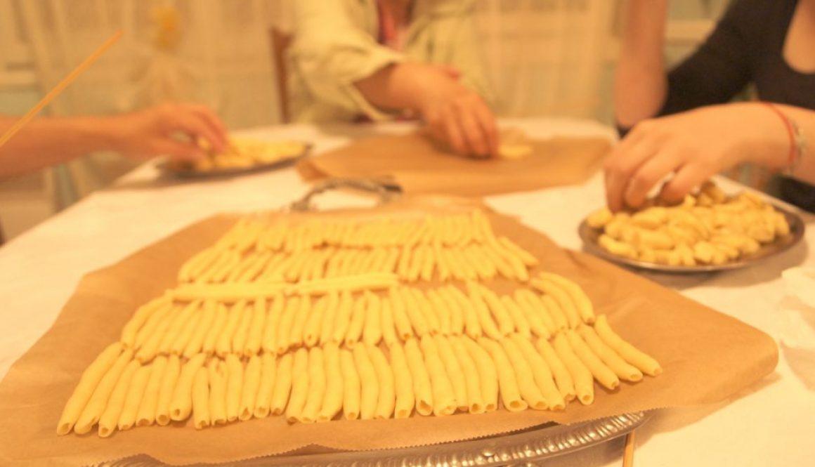 Story about Macaroni